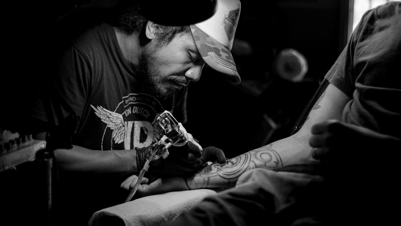 Tattoo Scars
