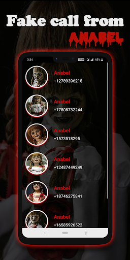 Fake call from Anabel screenshot 3