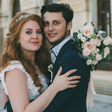 Wedding photographer Aleksandr Rebrov (myfoto76). Photo of 26.06.2017