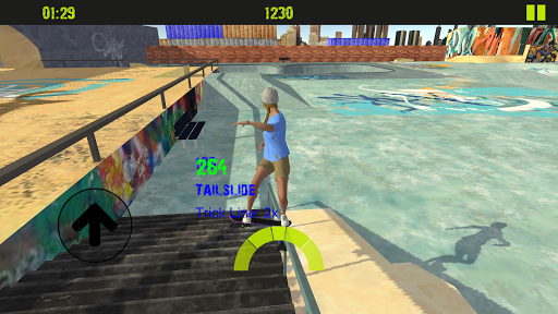 Skateboard FE3D 2 1.07 screenshots 2