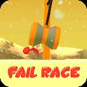 Fail Race 3D - Impossible Fun Race icon