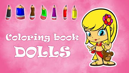 Coloring Book For Girls APK Screenshot Thumbnail 17