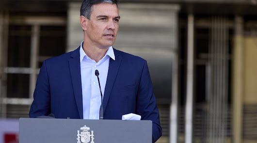 """Pedro Sánchez: """"A final de año habremos pagado de luz lo mismo que en 2018"""""""