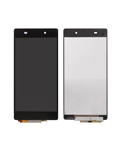 Sony Xperia Z2 LCD Display Black
