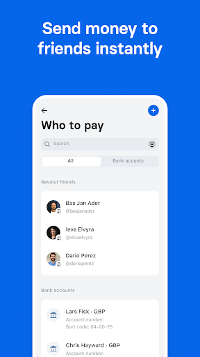 Revolut - Get more from your money screenshot 4