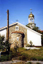 Photo: Pomorie, klein kloostercomplex | Small monastery.  www.loki-travels.eu