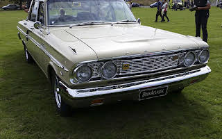 Ford Fairlane Compact Rent Southland