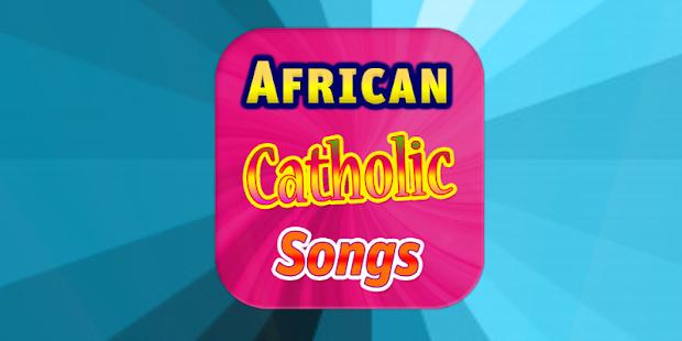 African Catholic Songs - náhled