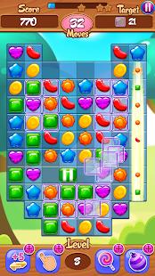 Candy Garden – Sweets Blaster screenshot