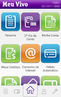Screenshot of Meu Vivo App