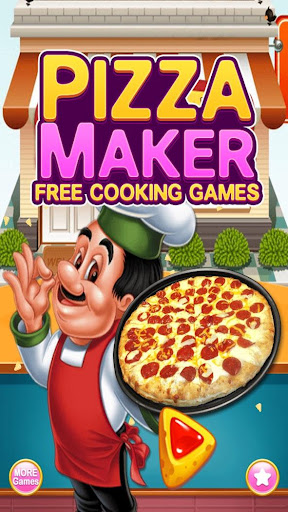Pizza Maker | Free Cooking Games 1.0 screenshots 1