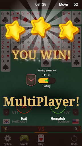 FreeCell 1.33 screenshots 8