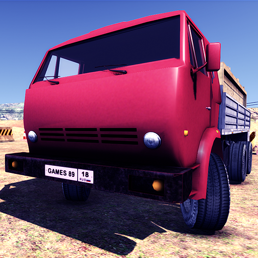 Truck Driver New Parking (game)