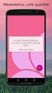 Life Quotes and Sayings Screenshot