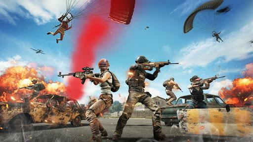 Encounter Terrorist Strike: FPS Gun Shooting 2020 apkpoly screenshots 1