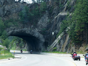 Photo: I was imagining these roads filled with Harleys during the Sturgis Motorcycle Rally in August