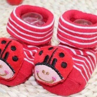 初生寶寶立體襪A4