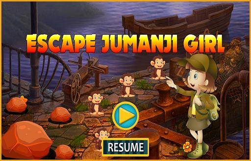 Best Escape Games - Jumanji Girl screenshot 3