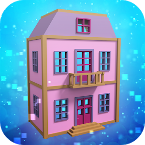 Dollhouse craft 2 girls design decoration app report for Crafting and building app store