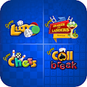 Super Games - Ludo, Chess, Callbreak, Snake Ladder icon