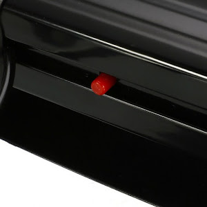 Girofar auto rosu-albastru, alimentare 12V