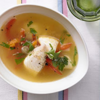 Fast Fish Soup