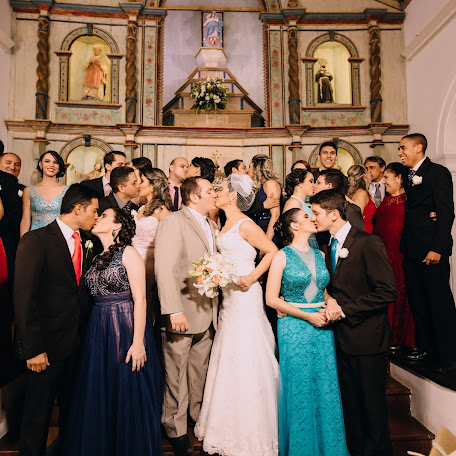 Wedding photographer Daniel Carneiro da cunha (danielcarneiro). Photo of 20.02.2018