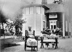 Photo: Säfenlund 1920, Helena Säflund