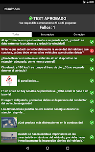 Test Autoescuela DGT Gratis. Test de Conducir- screenshot thumbnail