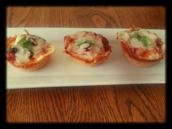 Pizza Tarts Recipe