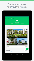 Screenshot of Trulia Rent Apartments & Homes