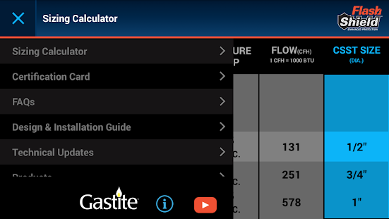 Download Sizing US/CA APK latest version App for PC