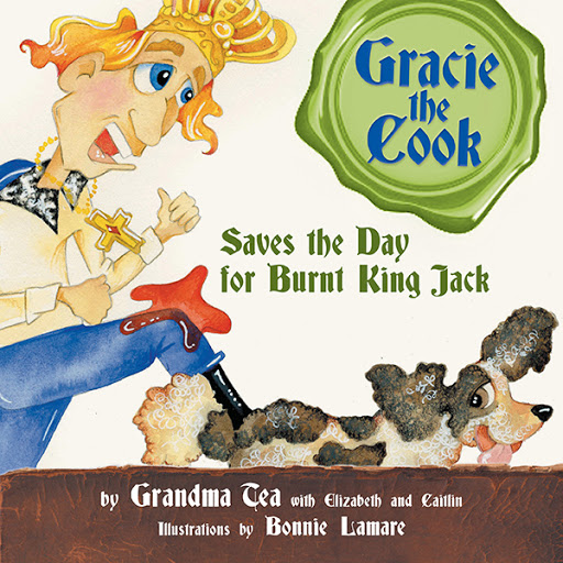 Gracie the Cook Saves the Day cover