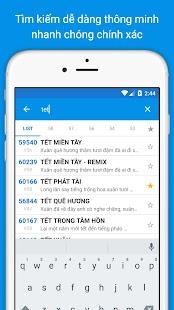 Mã số Karaoke Vietnam - náhled