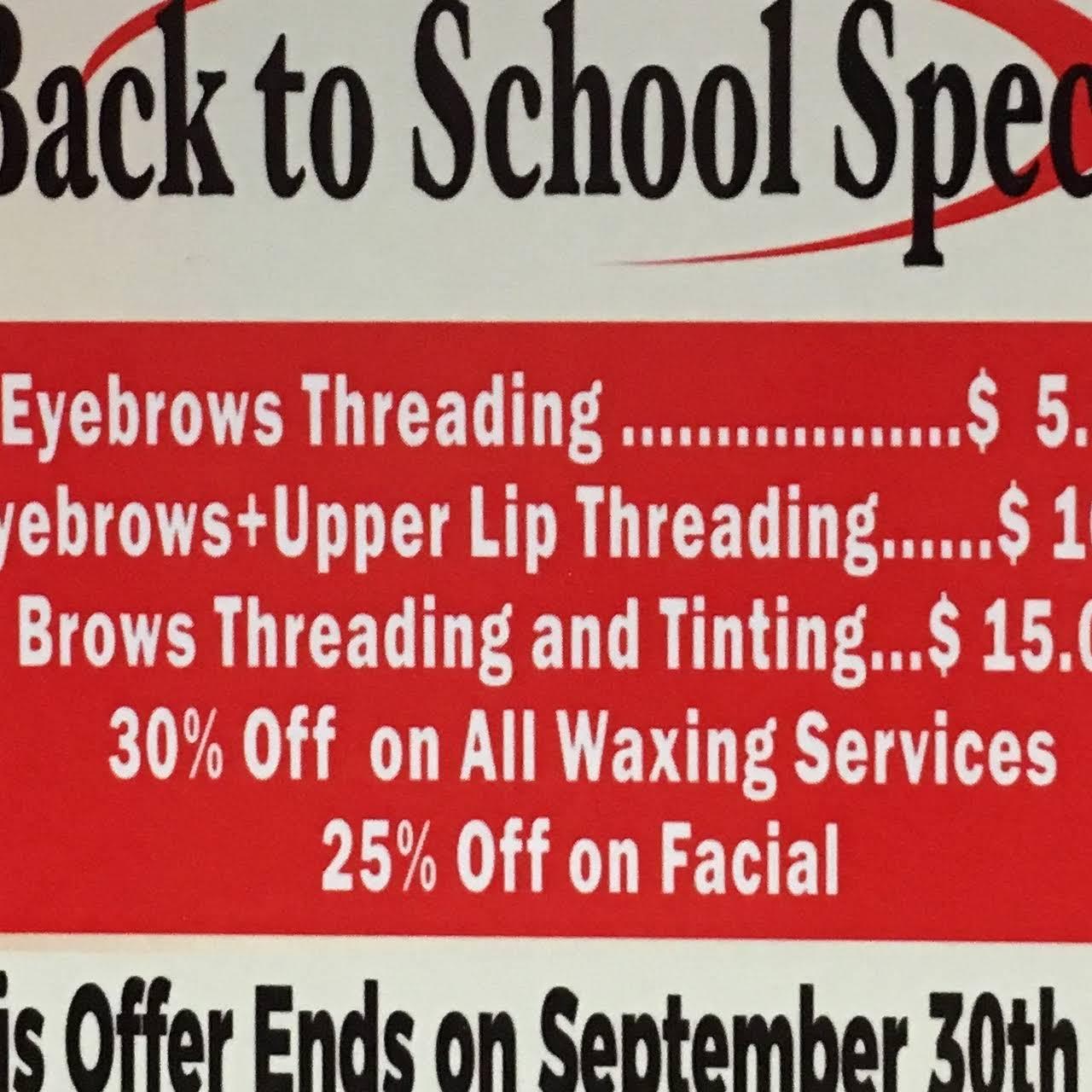 Classic Brows Threading Salon Beauty Salon In Arlington