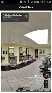 Teddie Kossof Salon Spa- screenshot thumbnail