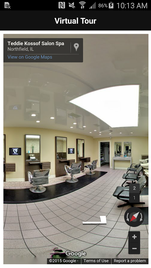 Teddie Kossof Salon Spa- screenshot