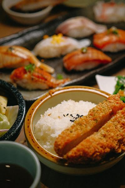 喜膳堂日式料理|台中美食|食材新鮮,日式台式都能滿足!