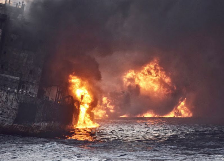 The worst tanker oil spill in decades is unfolding across hundreds of miles of the East China Sea after an Iranian oil tanker carrying more than 100,000 tonnes of toxic oil collided with a freighter and exploded, killing all 32 crew onboard. The ship burned, spewing its cargo, for more than a week before sinking in the waters between China, Japan and South Korea.