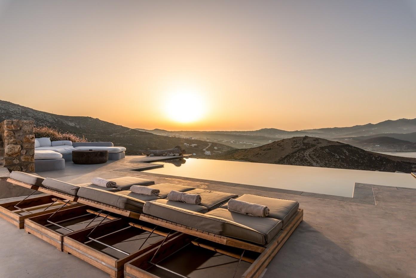 Villa Amra, Mykonos