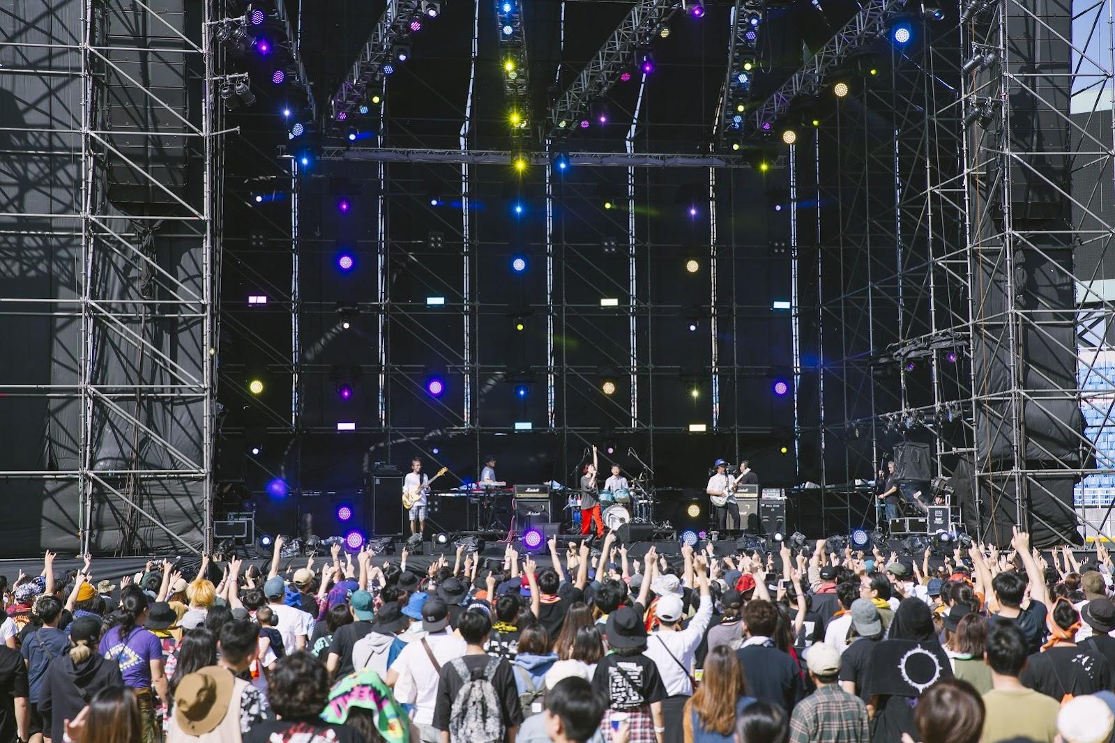 【迷迷現場】 2019 火球祭 木村カエラ ( 木村KAELA )首度來台開唱 向計程車司機認真學台語
