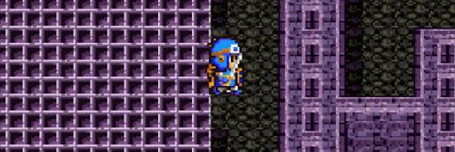 ドラクエ2_影の無い壁