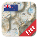 New Zealand Topo Maps Free icon
