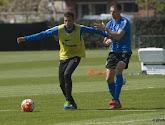 Claudemir veut devenir une valeur sûre au FC Bruges