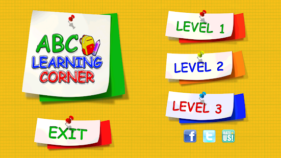 ABC Learning corner- screenshot thumbnail