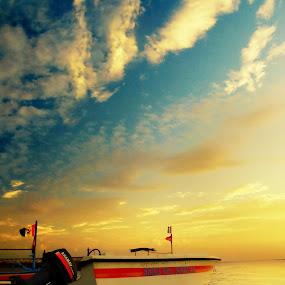 by Komang Pramana - Transportation Boats