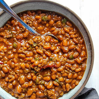 Southern Baked Beans.