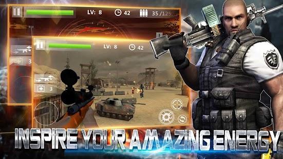 Modern Sniper Combat Screenshot
