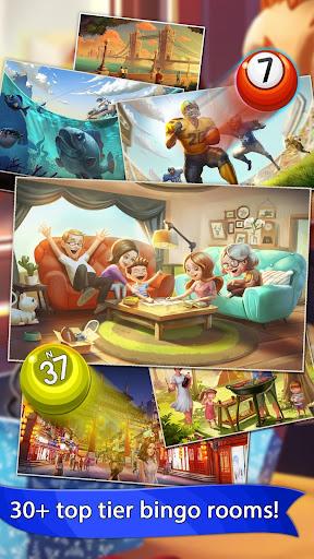 Download Bingo Blaze -  Free Bingo Games MOD APK 3