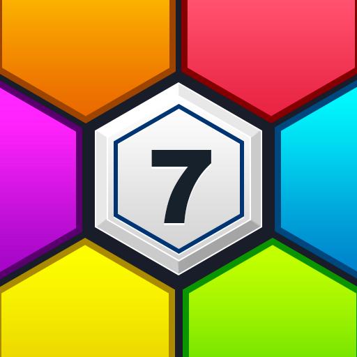 Domino Hexagon 棋類遊戲 App LOGO-APP開箱王